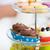 bolo · suporte · bolinhos · insalubre · comer · doces - foto stock © dolgachov