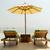 oneindigheid · zwembad · parasol · zon · reizen - stockfoto © dolgachov