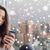 smutne · dość · smartphone · ludzi - zdjęcia stock © dolgachov