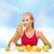 narancslé · gyümölcsök · tej · alma · gyümölcs · üveg - stock fotó © dolgachov