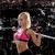 mulher · barbell · fitness · esportes - foto stock © dolgachov