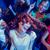 nastolatków · taniec · urodziny · moda · dzieci · grupy - zdjęcia stock © dolgachov