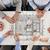 planejamento · diagrama · arquitetura · negócio · fundo - foto stock © dolgachov