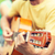 小さな · ミュージシャン · 友達 · 光 · 金属 - ストックフォト © dolgachov