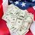 американский · флаг · доллара · наличных · деньги · бюджет - Сток-фото © dolgachov