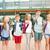 znajomych · studentów · przyjaźni - zdjęcia stock © dolgachov