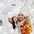 derűs · férfi · okostelefon · kint · tél · szakállas - stock fotó © dolgachov