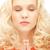 молиться · деловая · женщина · ярко · портрет · фотография - Сток-фото © dolgachov