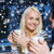 happy couple meeting and drinking tea or coffee stock photo © dolgachov