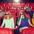 amis · regarder · horreur · film · 3D · théâtre - photo stock © dolgachov