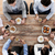 zakenlieden · koffiepauze · kantoor · creatieve · meisje · man - stockfoto © dolgachov