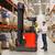 mannen · heftruck · magazijn · groothandel - stockfoto © dolgachov