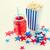 içmek · patlamış · mısır · gün · amerikan · kutlama - stok fotoğraf © dolgachov