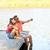 ao · ar · livre · estilo · de · vida · verão · pessoas - foto stock © dolgachov