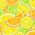 narenciye · dilimleri · limon · portakal · greyfurt · beyaz - stok fotoğraf © dolgachov