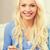 gülümseyen · kadın · çanak · müsli · kahvaltı · sağlık · gıda - stok fotoğraf © dolgachov