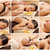woman having facial or body massage in spa salon stock photo © dolgachov