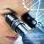 közelkép · tudós · arc · vegyi · labor · tudomány - stock fotó © dolgachov