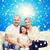 mutlu · aile · ev · aile · çocukluk · Noel · tatil - stok fotoğraf © dolgachov