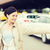 улыбаясь · стороны · такси · путешествия - Сток-фото © dolgachov