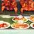 Tailândia · comida · de · rua · alimentos · frescos · Bangkok · cidade - foto stock © dolgachov