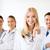 женщины · врач · медицинской · группа · здравоохранения · Привлекательная · женщина - Сток-фото © dolgachov