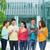 groep · tieners · smartphones · vriendschap · technologie - stockfoto © dolgachov