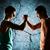 iki · genç · erkekler · kavga · sokak · erkekler · kentsel - stok fotoğraf © dolgachov