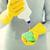mulher · esponja · pessoas · trabalhos · domésticos - foto stock © dolgachov