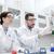 小さな · 科学者 · テスト · 研究 · ラボ - ストックフォト © dolgachov
