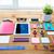közelkép · notebook · toll · okostelefon · üzlet · oktatás - stock fotó © dolgachov