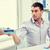 бизнесмен · документы · секретарь · деловые · люди · документы - Сток-фото © dolgachov