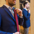 jonge · man · dressing · omhoog · naar · spiegel · portret - stockfoto © dolgachov