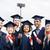 estudantes · solteiros · educação · graduação - foto stock © dolgachov
