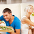 alimentação · gorduroso · comida · insalubre · dieta · saúde - foto stock © dolgachov