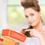 cooking housewife stock photo © dolgachov