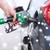 közelkép · férfi · üzemanyag · fúvóka · autó · közlekedés - stock fotó © dolgachov