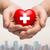 liefdadigheid · gezondheidszorg · schenking · geneeskunde · arts · man - stockfoto © dolgachov