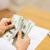 spaargeld · economie · home · budget · vintage - stockfoto © dolgachov