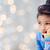 ázsiai · gyermek · szomorú · unatkozik · gyerek · lány - stock fotó © dolgachov