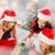 amigos · compras · mujeres · excitado · feliz · gritando - foto stock © dolgachov