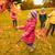 グループ · 子供 · 演奏 · 紅葉 · ツリー · 秋 - ストックフォト © dolgachov