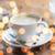 xícara · de · café · raio · mesa · de · madeira · insalubre · comer · objeto - foto stock © dolgachov