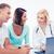 arts · naar · laptop · gezondheidszorg · medische · technologie - stockfoto © dolgachov