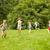 grupy · szczęśliwy · dzieci · uruchomiony · odkryty · lata - zdjęcia stock © dolgachov