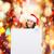 женщину · помощник · Hat · Рождества - Сток-фото © dolgachov