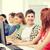 számítógép · srácok · generált · kép · munka · technológia - stock fotó © dolgachov