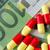 medische · pillen · drugs · euro · cash · geld - stockfoto © dolgachov