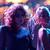 csoport · boldog · barátok · tánc · éjszakai · klub · buli - stock fotó © dolgachov