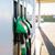 autó · benzinkút · üzlet · épület · építkezés · absztrakt - stock fotó © dolgachov